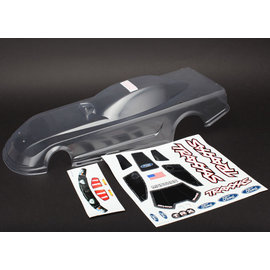 Traxxas TRA6911  Ford Mustang Clear Drag Body