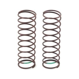 Yokomo YOKYAS-1050  Yatabe Arena Rear Shock Spring Set (Green) (Turf/Carpet)