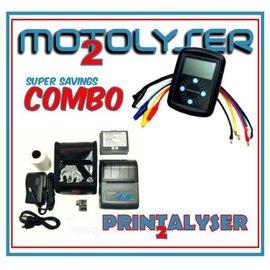 Trinity TEP9011B  Motolyser Combo( Motolyser 2 and Prinalyser 2)