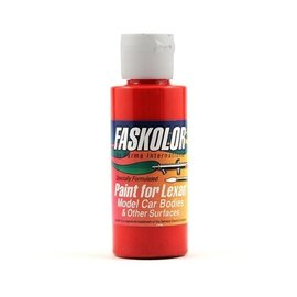 Parma PSE PAR40003  Red Faskolor Lexan Body Paint 2oz