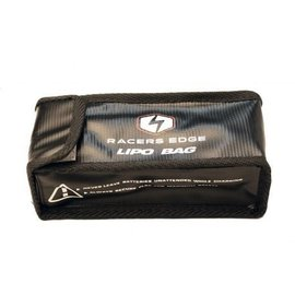 Racers Edge RCE2100  Lipo Safety Bag (up to 6S) Black