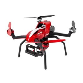 Traxxas TRA7909  Aton Plus Quadcopter Drone w/Radio, 2 Axis Gimbal, Battery & Charger