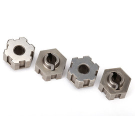 Traxxas TRA8568  Unlimited Desert Racer Wheel hubs, hex, steel (4)