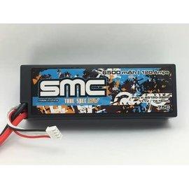 SMC SMC65120-3S2PT  True Spec 3S 11.1v 6500mAh 75C Lipo w/Traxxas Plug