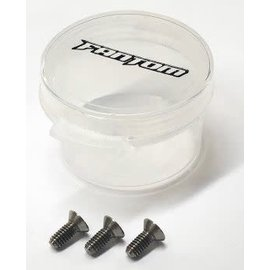 Fantom Racing FAN19370  ICO Pro Titanium Timing Screws (3pcs)