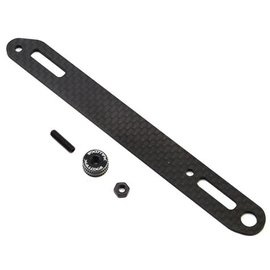 Exotek Racing EXO1804  Exotek XB4 Carbon Fiber Battery Strap