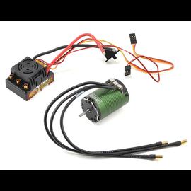 Castle Creations CSE010-0123-02  Sidewinder SCT Waterproof Combo w/Sensored 1410 Motor (3800Kv)