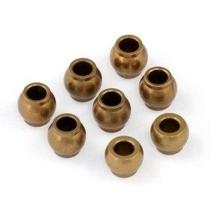 RocheRC USA 310077  6mm Pivot Ball Set, Front Suspension
