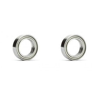 Avid RC MR1016ZZC/B4  10x16x4 MM Metal Ceramic Bearings (2)
