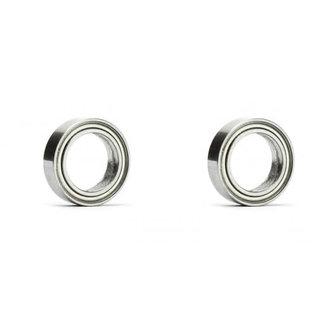 Avid RC MR1016ZZC/B4  10x16x4 MM Metal Ceramic Bearings (2)
