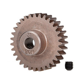 Traxxas TRA5638   31-T Pinion Gear(0.8 metric pitch, compatible with 32-pitch) (fits 5mm shaft)