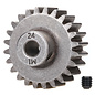 Traxxas TRA6496X  24T Steel Mod 1.0 Pinion Gear w/5mm Bore