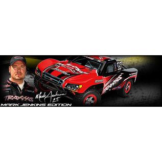 Traxxas TRA70054-1   Slash 4x4 1/16 4WD RTR Short Course Truck (Mark Jenkins)