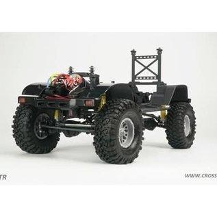 Cross RC CZRFR4RTRG  Cross RC FR4 1/10 Demon 4x4 RTR Crawler (Gunmetal)