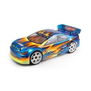 Xray XRA309729  1:12 Mini Touring Car Body Stratus + Accessories