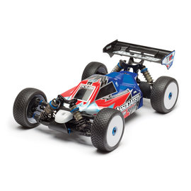 Team Associated ASC81306 RC8B3e Pro-Line Body, clear with masks