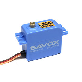 Savox SAVSW0230MG  Waterproof Standard Digital Servo .13/111.1 @ 7.4V