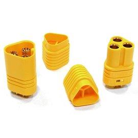 Integy C26025 MT60 Type 3-Pole Connector Set 3.5mm