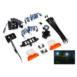 Traxxas TRA8036 TRX4 LED light set for Blazer, Bronco, Mercedes-Benz, Sport, and Tactical Unit