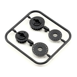 Serpent SER804113  Pully middle (2) for 747E, 733, 748