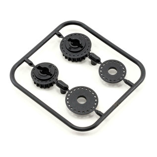 Serpent SER804113  #Pully middle (2) for 747E, 733, 748
