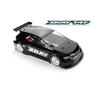 Xray XRA300200  XRAY T4F 1/10 Front Wheel Drive Electric Touring Car Kit