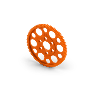 Xray XRA305784-O Orange  XB2  XT2 84T / 48P Composite Offset Spur Gear