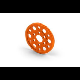 Xray XRA305866-O Orange XRAY T4  96T 64P Composite Offset Spur Gear
