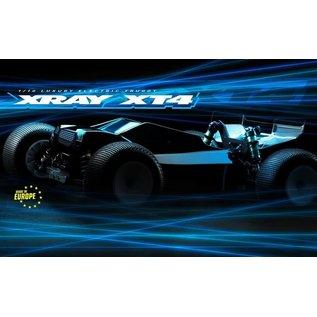Xray XRA360200  XT4 1/10 Electric 4WD Truggy Kit