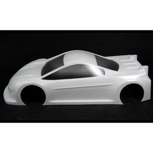 ZooZilla ZR-0006-07  Hellcat 0.7mm Standard 190mm Touring Car Clear Body Shell