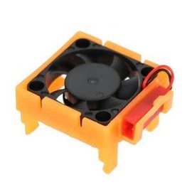 Power Hobby PHBPH3000ORANGE Cooling Fan for Traxxas Velineon VXL-3 ESC Orange