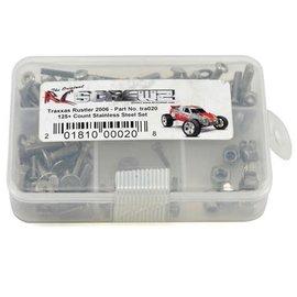 RCZTRA020 Traxxas Rustler XL5 Stainless Steel Screw Kit