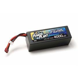 Peak PEK00554  Power Plant 4S 14.8v 4000mAh 45C LiPo w/ Deans Plug