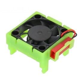Power Hobby PHBPH3000GREEN  Cooling Fan, for Traxxas Velineon VLX-3 ESC, Green