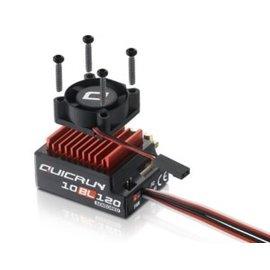 Hobbywing HWI30125000 10BL120 Sensored Brushless ESC for 1/10 Scale