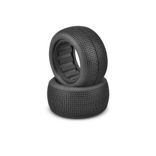 "J Concepts JCO3133-02  Sprinter 2.2 - Green (Super Soft) Compound 2.2"" 1/10 Buggy Rear Tires"