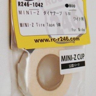 Kyosho R246-1042  Mini-Z Tire Tape Wide 9mm