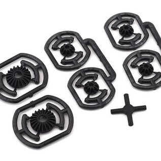 TLR / Team Losi TLR232090  Gear Set: 22 5.0 - G2 Gear Diff
