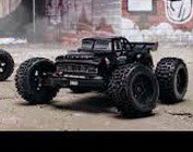 Introducing the ARRMA NOTORIOUS 6S BLX