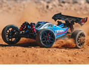 Introducing the ARRMA TYPHON 6S BLX
