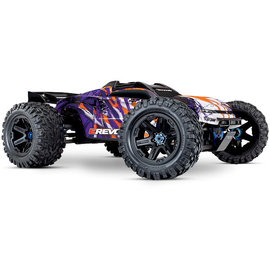 Traxxas TRA86086-4 Purple 1:10 ERevo 4WD Brushless Monster Truck