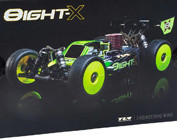 Team Losi Racing 8IGHT-X: 1/8 4WD Nitro Buggy