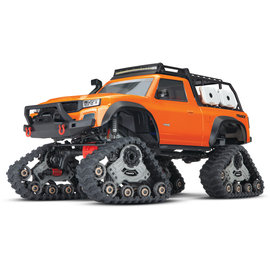 Traxxas TRA82034-4  TRX-4® with All-Terrain Traxx RTR Orange