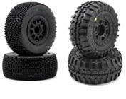 Premounted Tires