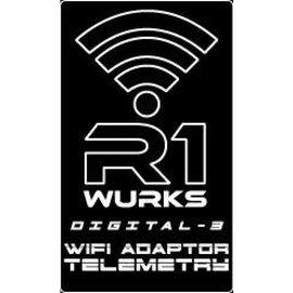 R1wurks 040008  R1 Digital 3 ESC Wireless Adaptor