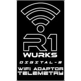 R1wurks R1 040008  R1 Digital 3 ESC Wireless Adaptor