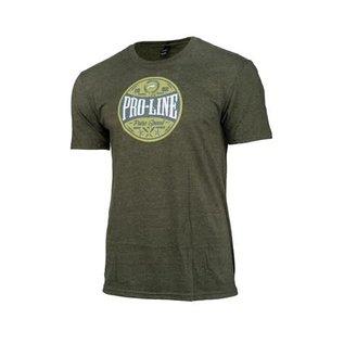 Proline Racing PRO9839-02  Pro-Line Hot Rod Green T-Shirt (M)