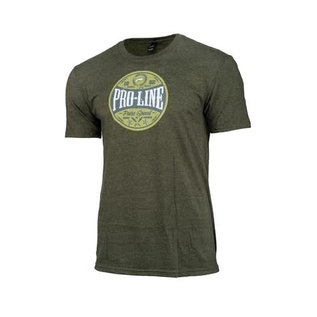 Proline Racing PRO9839-03  Pro-Line Hot Rod Green T-Shirt (L)