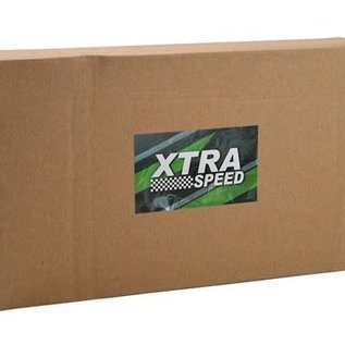 Xtra Speed XTA-XS-59606RD  Red Xtra Speed SCX10 Tanky All Terrain Tracks (2)