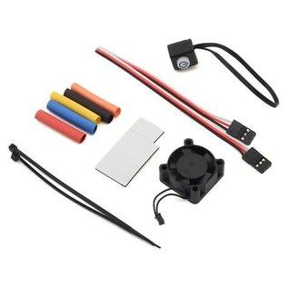 Hobbywing HWI38020298  XR10 Pro G2 Sensored Brushless ESC/V10 G3 Motor Combo (17.5T)
